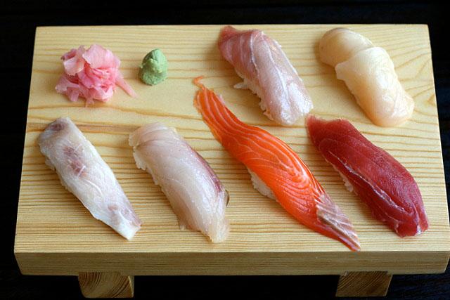 Sushi (Edomae Set)