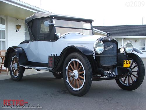 1919 Hupmobile