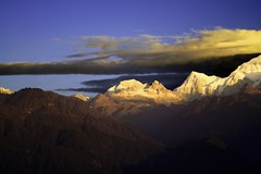 Blissful Serenity - On Explore (sir_watkyn) Tags: sky india snow mountains clouds canon landscape eos 350d interestingness sharp explore rough peaks dslr soe himalayas sikkim edges slopes on naturesfinest abigfave colorphotoaward ysplix theunforgettablepictures goldstaraward sirwatkyn