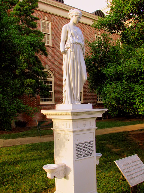 1904 Fayetteville Confederate Women's Fountain