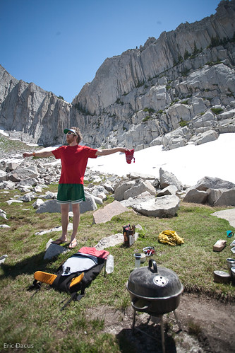 The  Good Life in Lone Peak Cirque