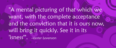Law of Attraction Quote by Lester Levenson