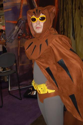 Comic Con 2009: Nite Owl II