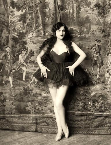 Ziegfeld Girls par Suzee Que