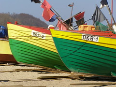 Łodzie w Oksywiu (magro_kr) Tags: plaza sea color colour beach water seaside colorful poland polska balticsea baltic woda lodz łódź gdynia kolory łódka morze bałtyk plaża baltyk morzebałtyckie pomorze kolorowy oksywie pomorskie lodka morzebaltyckie