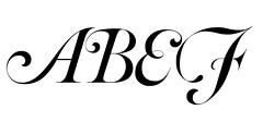 LSC Caslon Swash (daylight444) Tags: fonts typeface swash caslon lubalin carnase
