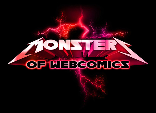 Monsters of Webcomics