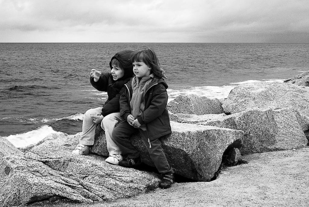 Nens al mar