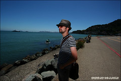 Sausalito (Tmrrw Never Knows) Tags: ocean california county blue green water coast highway pacific bright marin country salt sunny pch marincounty sausalito