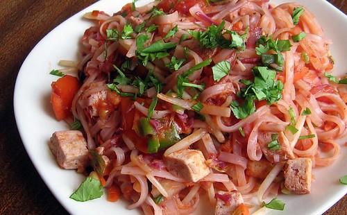Pink Pad Thai