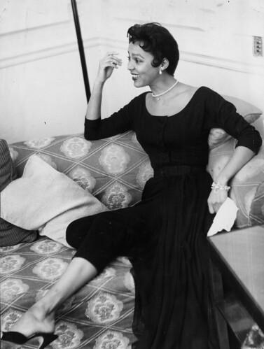 Dorothy Dandridge by Music2MyEars.