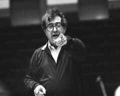 Luciano Berio 0750-18 (Co Broerse) Tags: music conductor composer contemporarymusic dedoelen lucianoberio composedmusic cobroerse