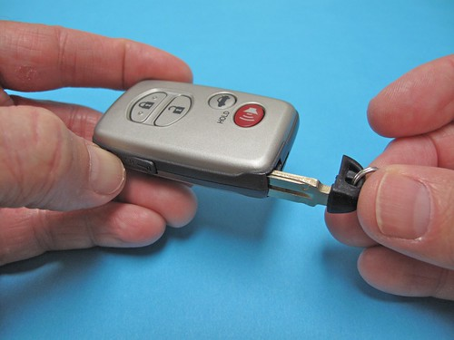 Camry Smart Key Battery Replacement All This