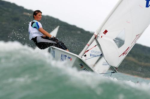 Volvo Ocean Race sailors like