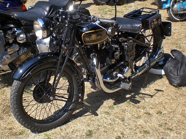 1930s Sunbeam