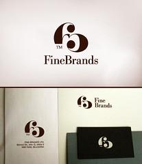 Fine Brands (*Bobson) Tags: logo typography identity brand vector logotype typographic wordmark