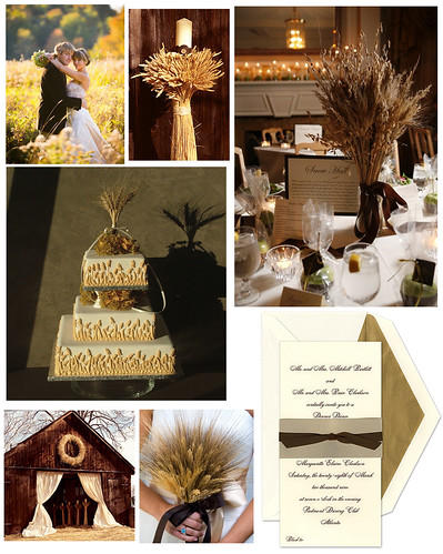 A Wheat Wedding