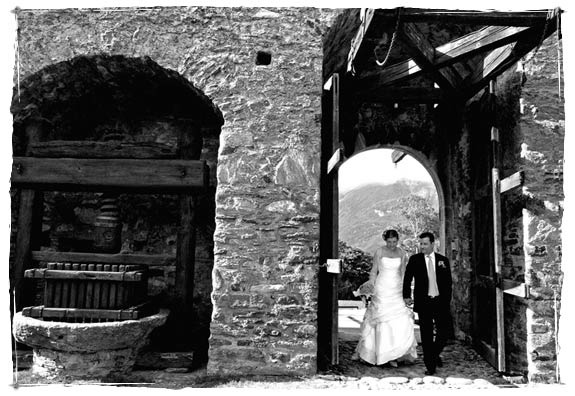Lake Maggiore Country Wedding