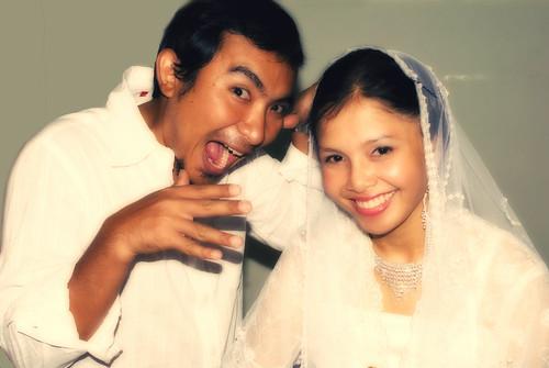 Mohd Faiz&Siti Hajar -