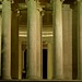 Ionic Pillars at Night