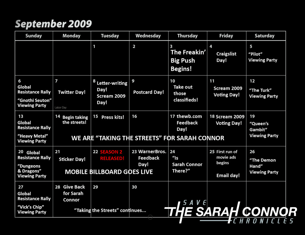 calendar - september - plain copy