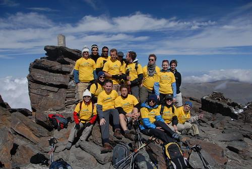 Mulhacen summit