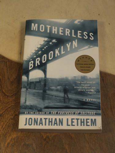 Motherless Brooklyn - Jonathan Lethem