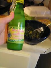 Lemon kale