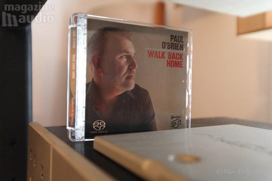 Paul O'Brien Walk Back Home