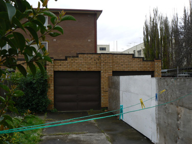 Garages, St Kilda East