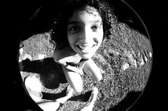 26 (zeynepkinli) Tags: summer vacation portrait blackandwhite bw water pool turkey fun lomo lomography underwater fisheye joyful turkish turk fisheyeno2 submarinecase notgoingtocopenhagen zeynepkinli