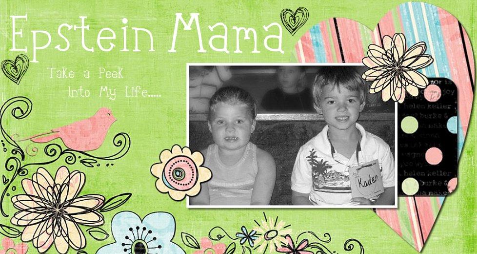 Epstein Mama Blog