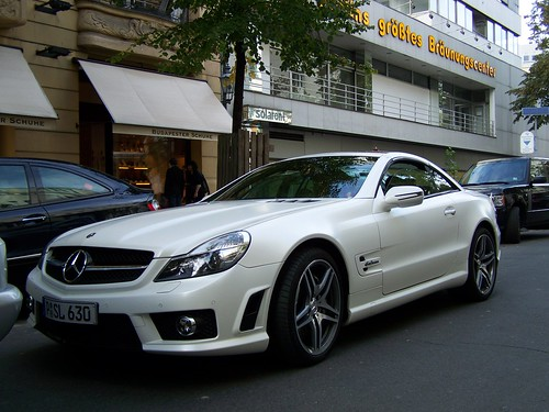 Mercedes SL 63 AMG Edition IWC