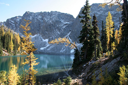 Blue Lake - North Cascades