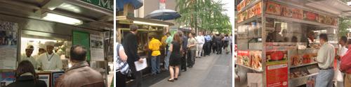 Street Vendor Tour