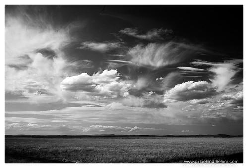 Prairie Below, Heaven Above