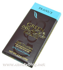 Green & Black's Organic Peanut