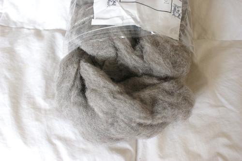 Rhinebeck Fiber: Fingerlakes Woolen Mill alpaca/hog island wool