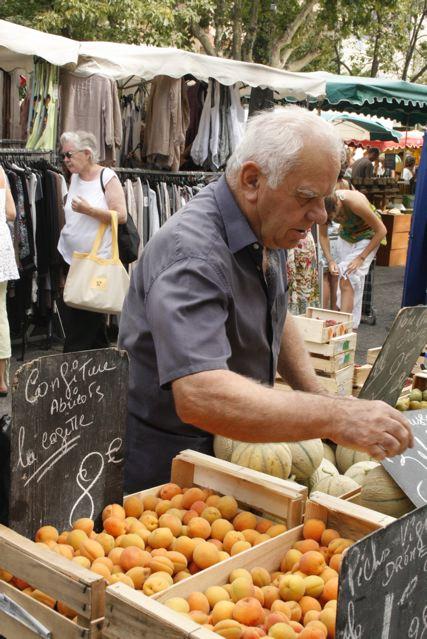 Mercato Villeneuve-lès-Avignon
