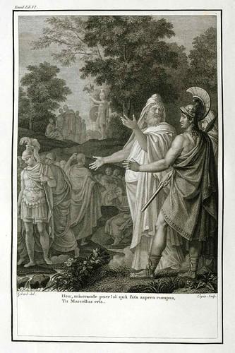 004-Publius Virgilius - Bucolica, Georgica, Et Aeneis – 1798- ©Bayerische Staatsbibliothek