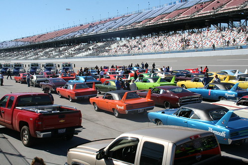 Talladega Speedway Daytona Superbird Reunion