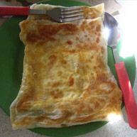 cheese-roti