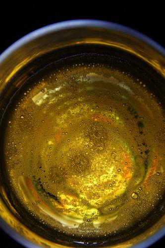 iPhone + Beer = Beer Lamp