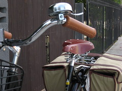 Check the shine on those Wald handlebars (ubrayj02) Tags: old dutch bike bicycle vintage bicycling la flying losangeles pigeon bikes creme bicycles cycle biking basil chic comfort cruiser schwalbe pannier fashioned kavan flyingpigeon delata velocouture flyingpigeonla flyingpigeonlacom hs392 flyingpigeonlosangeles