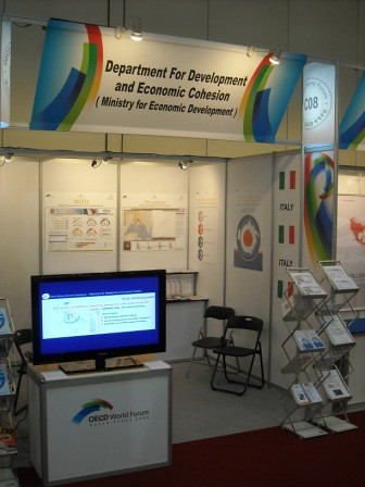 International Exhibition  © 3rd OECD World Forum
