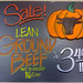 Sale! Lean Ground Beef - $3.49lb