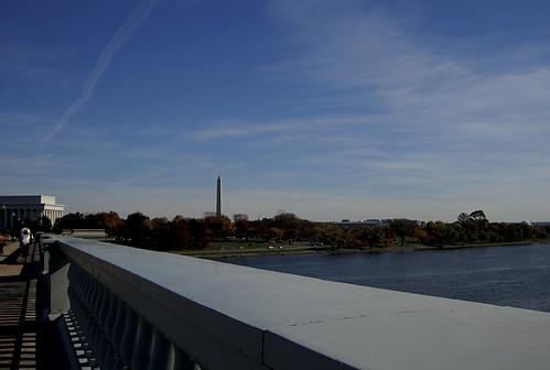 dc from the bridge