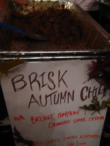 Brisk Autumn Chili