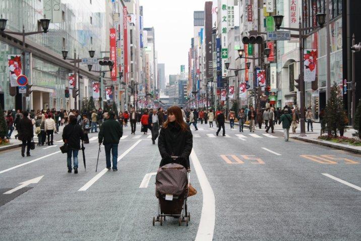 Tokio marraskuu 1