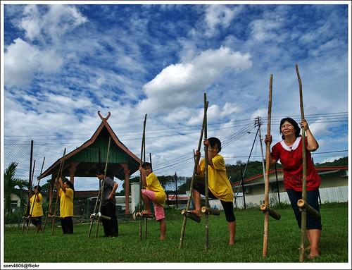 Festival Muzik Bambu 2009, Tamparuli Sabah - Rampanau